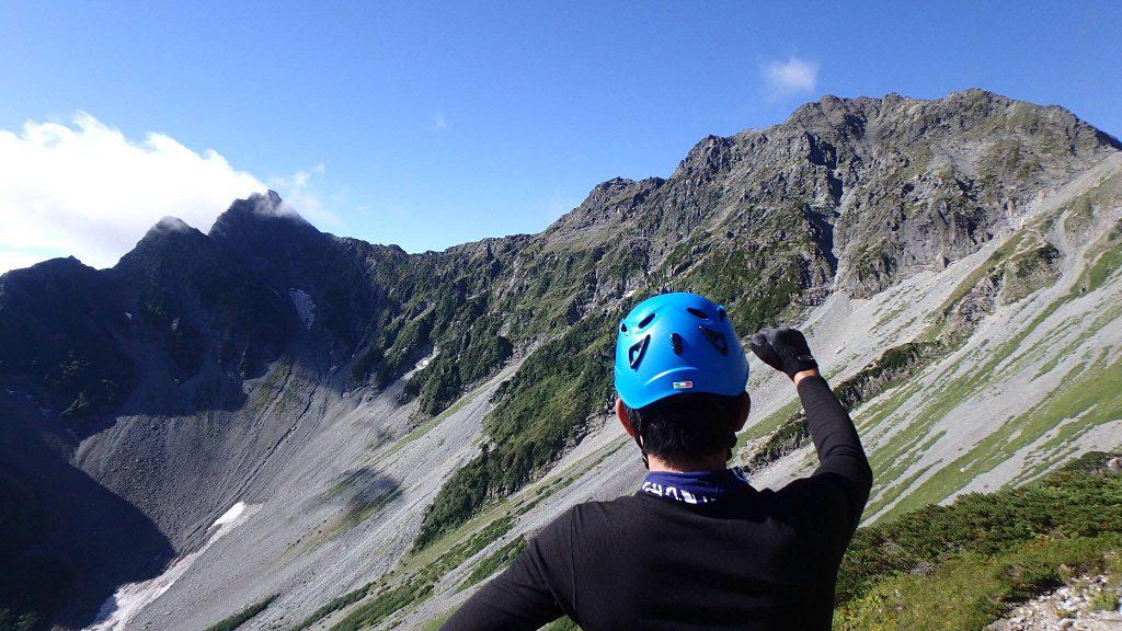 『頂上まで登った山は、遠くで見た時、ずっとキレイになるんだよ』by三歩