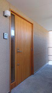 木製ドア 外観の画像